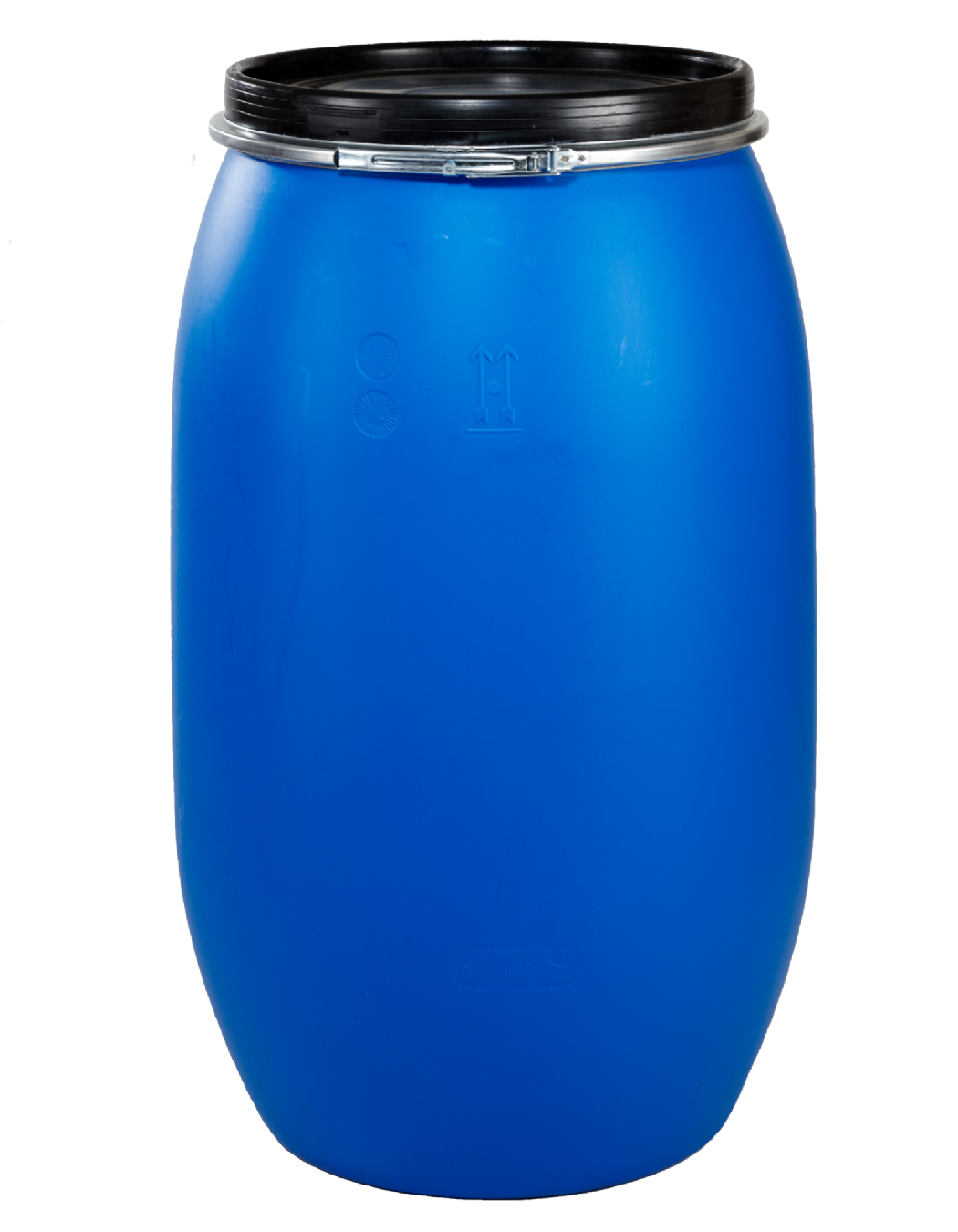 220 Litre Full Open Top Plastic Drum